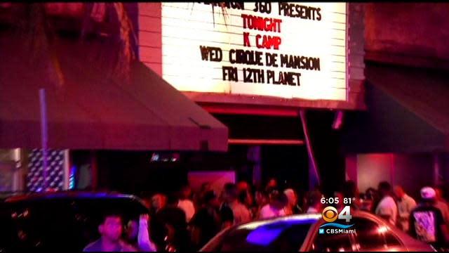 Celeb Chef Shot Inside Club Mansion On South Beach