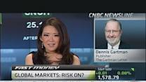 Watch: Gartman Says 'I'd Buy Chinese Stocks'