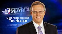Tim Heller's weather forecast