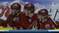 Connor Murphy scores his first NHL goal