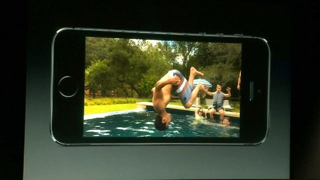 Apple's 5S camera is packed with features -- burst mode, slow-mo, and more