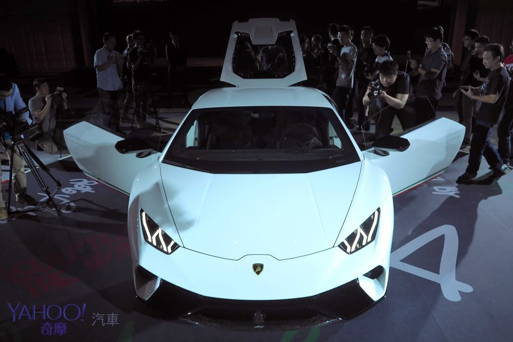 6分52秒紐柏林終結者!Lamborghini Huracán Performante驚豔抵台!