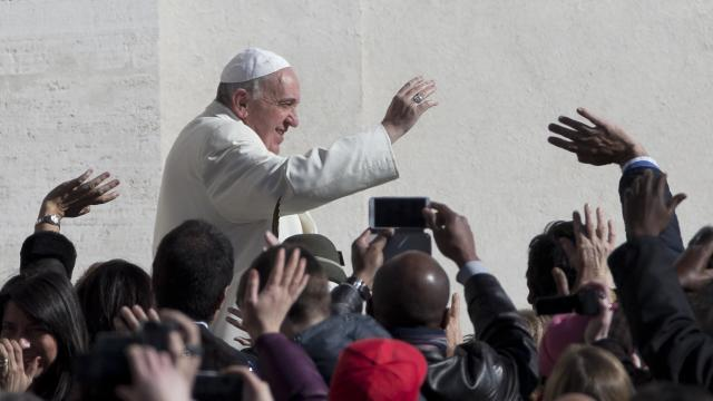 Pope Has Mass Appeal, But Is Not a 'Man of Steel'