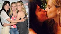 Sarah Michelle Gellar & Selma Blair Recreate Cruel Intentions Kiss