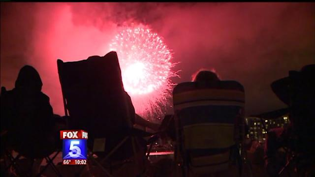 Big Bay Boom Goes Off Successfully