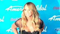 Mariah Carey Has Wardrobe Malfunction During Interview