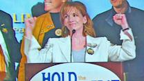 Actress Melissa Gilbert Caught in Election Battle