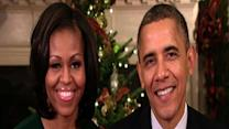 Obamas Urge Nation to Thank Veterans