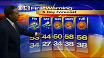 Tim Williams Has Your Thursday Afternoon Forecast