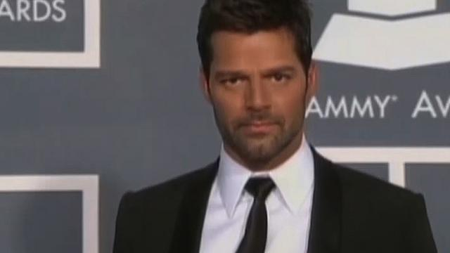 Ricky Martin admits he used to bully gay people