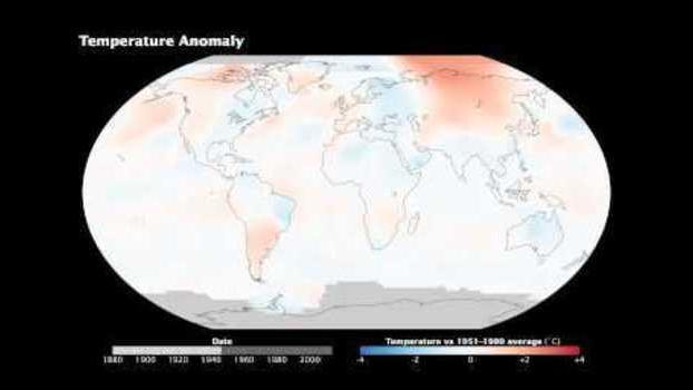 2013 Was Seventh-Warmest Year on Record, NASA Says