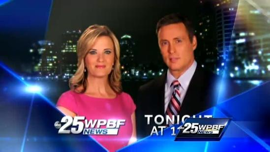 Tuesday On WPBF 25 News At 11
