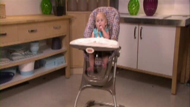 Consumer Reports tests highchairs