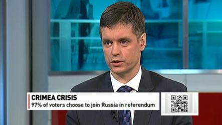 Ukraine ambassador on Crimea referendum