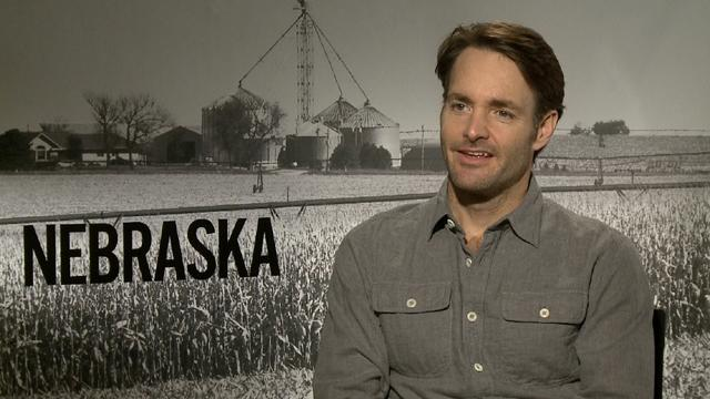 Will Forte Takes On His First Serious Role In 'Nebraska'