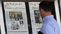 Amazon's Bezos Snags The Washington Post