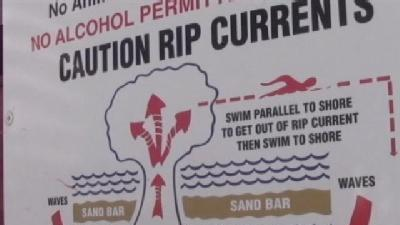 Avoid Grip Of Rip Currents