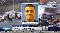 Funeral For Linden Police Officer Killed In Wrong-Way Staten Island Crash