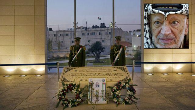 Yasser Arafat's body to be exhumed amid death probe