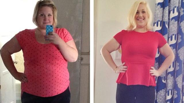 Utah Woman Calls 100-Pound Weight Loss 'Surreal'