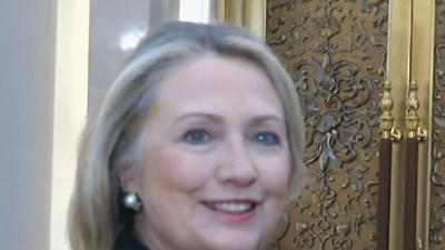 Clinton: US-Chinese Relationship on a Solid base