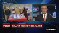 White House releases 2017 budget proposal