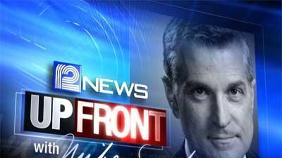 UPFRONT with Mike Gousha, Oct. 31, 2010 - Wisconsin Native Makes Political Spoof