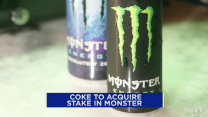 Coke to acquire stake in Monster