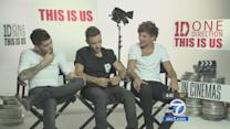 One Direction film gives behind-scene look