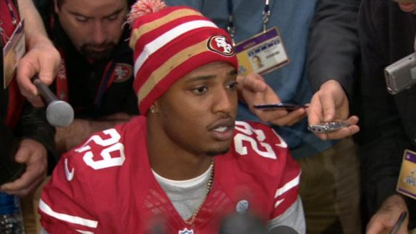 49ers' Culliver apologizes for anti-gay remarks