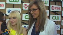 Anna Faris And Allison Janney Talk Playing Mother And Daughter In New CBS Comedy 'Mom'