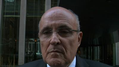 Giuliani: Powder No Known Connection to Game