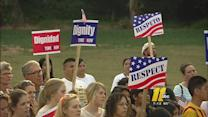 Immigration reform activists hold vigil on National Day of Action