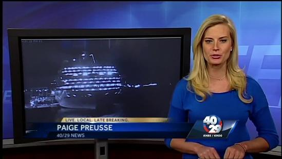 Gulf spill leaves local people stranded on spring break