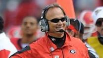 Richt after the Georgia Tech game