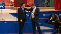Canadian-born Cruz confirms he's eligible for U.S. presidency