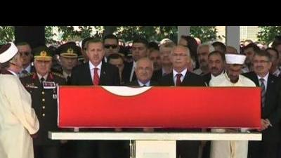 Turkey mourns pilots of downed jet
