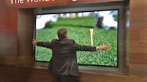 International CES features new giant HDTVs