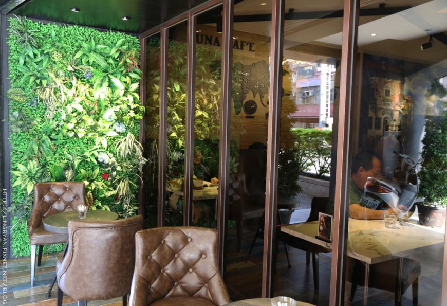 新北。新莊│BUNA CAF'E 布納咖啡館,不限時咖啡館推薦,歐風咖啡館-無國界料理;咖啡/輕食/早午餐/義大利麵/燉飯/排餐通通有!!