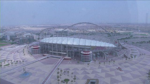 Valcke rules out summer World Cup in Qatar on French radio