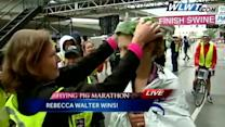 Rebecca Walter wins women's division of Flying Pig