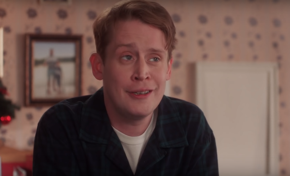 Macaulay Culkin Reprises Role Of Home Alone S Kevin