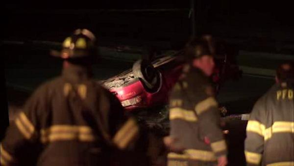 Phila. teen killed in NJ accident, 3 others injured