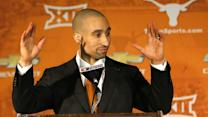 Big 12 Coaches Meetings – Shaka Smart