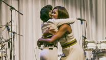 First Lady Salutes Monae