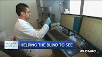 Helping the blind to see