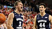 BYU Snaps Gonzaga's 41-Game Win Streak At The Kennel
