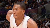 Block of the Night - Wesley Johnson