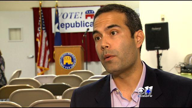 George P. Bush Vies for Texas Land Commissioner