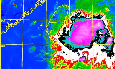 專家:未來10天颱風接連生成